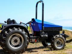 Електрическите трактори идват в селскостопанския сектор, за да се борят с глобалното затопляне