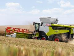 Какъв комбайн търси иновативния фермер? Комфортен, с модерни технологии.