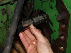 Колко филтри има един съвременен трактор?