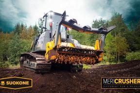 MeriCrusher - Идеални решения за различни приложения