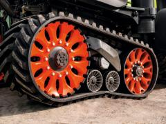 СПОДЕЛЕНО ОТ ОПИТА: Тестване на верижен трактор CLAAS AXION 960 TerraTrac
