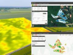 CLAAS Crop View: Вашите полета от различна гледна точка с пакет от предимства