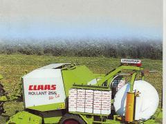 20 години производство на балопресата с фолиращо устройство Claas Rollant Uniwrap. Какво се промени през това време?