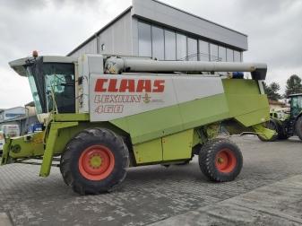 Комбайн CLAAS Lexion 460 + C750