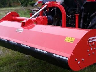 Мулчер за трева и клони  до Ø 6 см (50-80 к.с.) модел BRAVA L